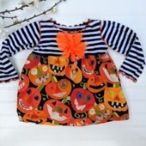 Silly Milly Halloween Tunic